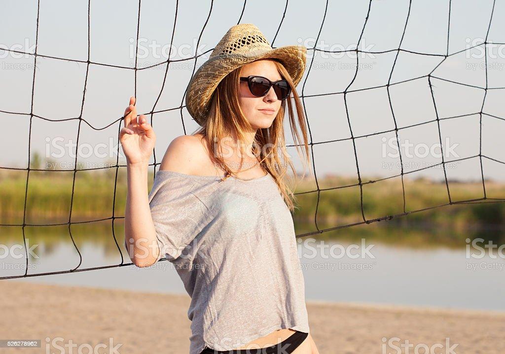 Сексуальная девушка волейбол, видео в попку поочереди