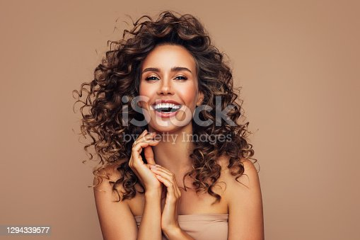 istock Young beautiful woman 1294339577