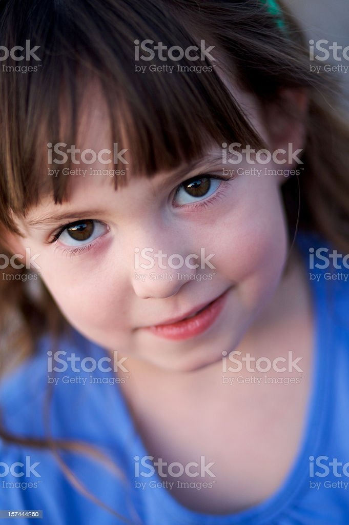 Young Beauty royalty-free stock photo