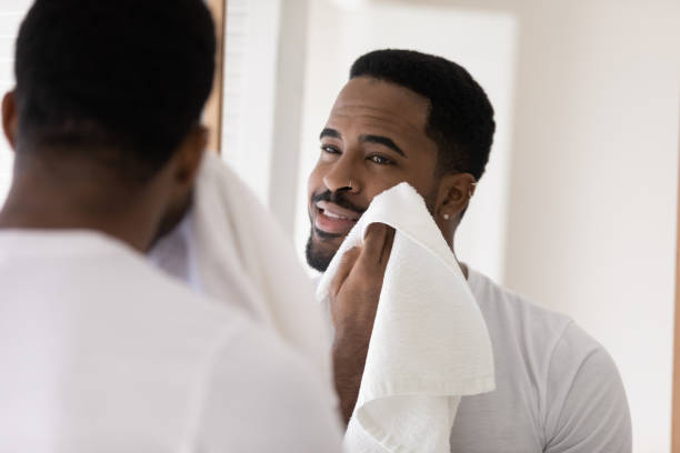 324 Handsome Black Man Taking A Shower Stock Photos, Pictures &  Royalty-Free Images - iStock