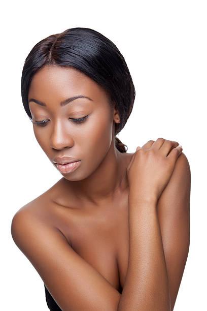 jeune beauté noir - black beauty photos et images de collection