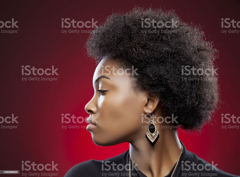 Afro profile