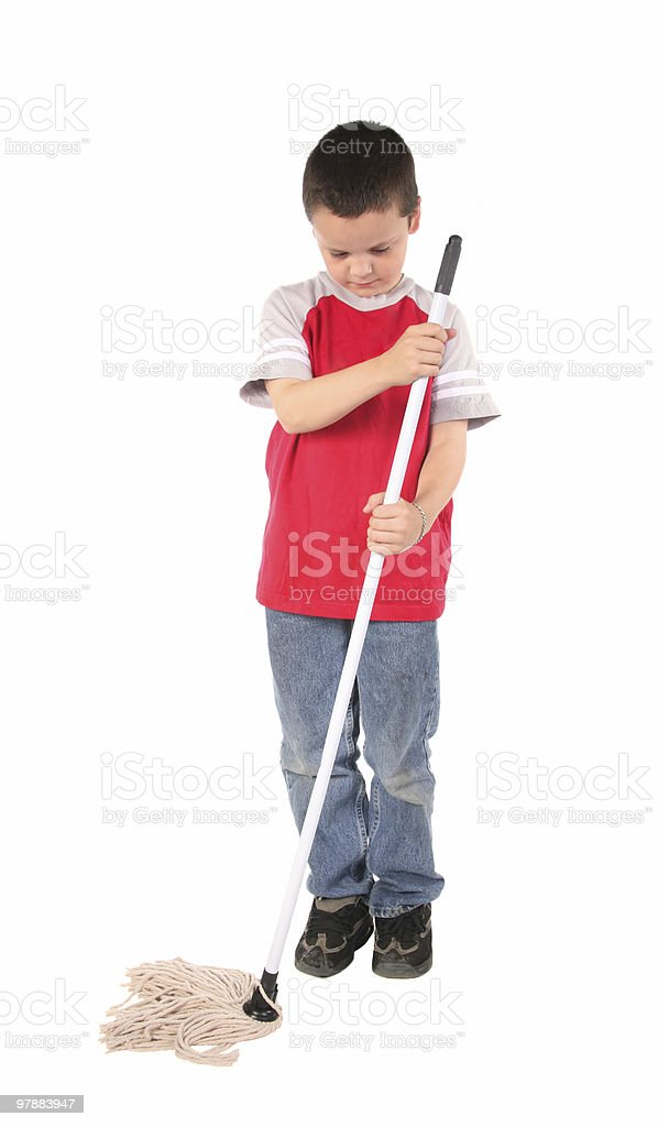 Young boy 15 royalty-free stock photo