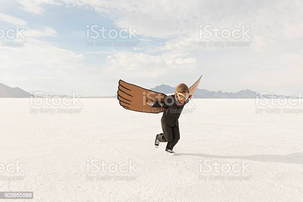 Young boy businessman is flying away picture id503955588?b=1&k=6&m=503955588&s=612x612&h=pebl36 ewbnlkrsrklxqj1qas0scztyvc9ifsyg42ga=