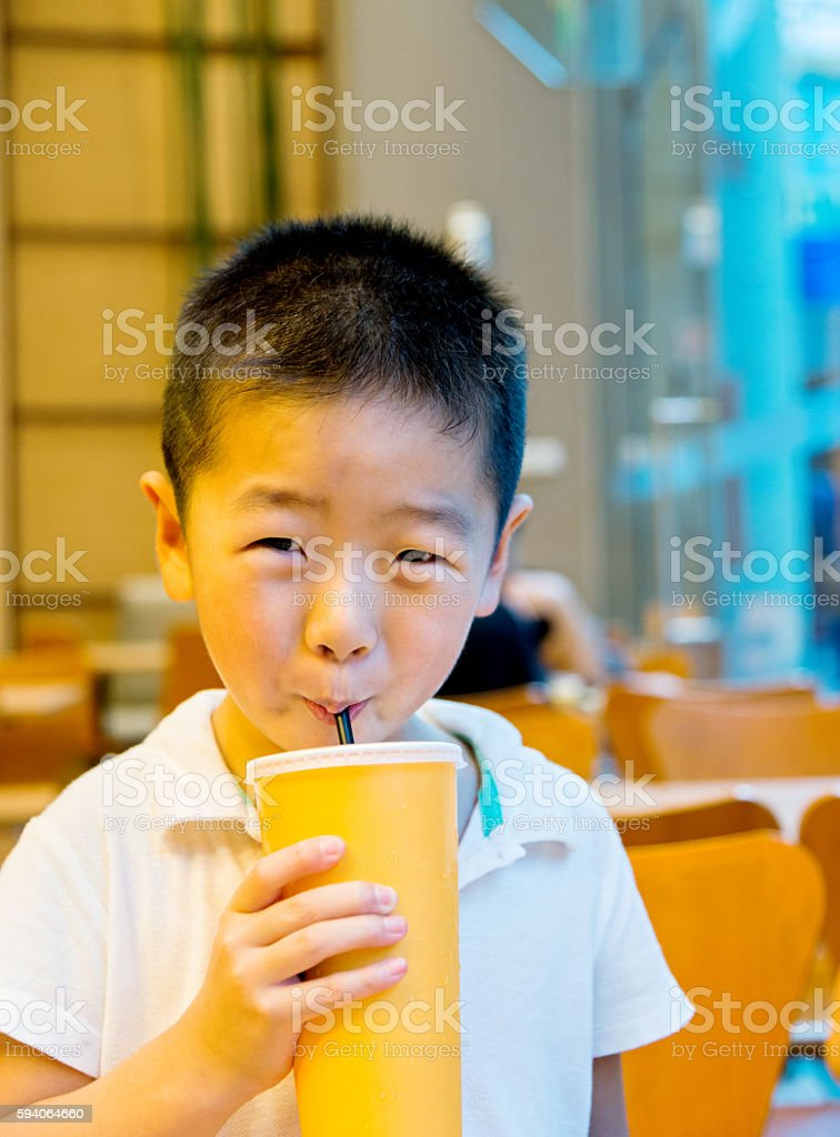 Asian juice boys