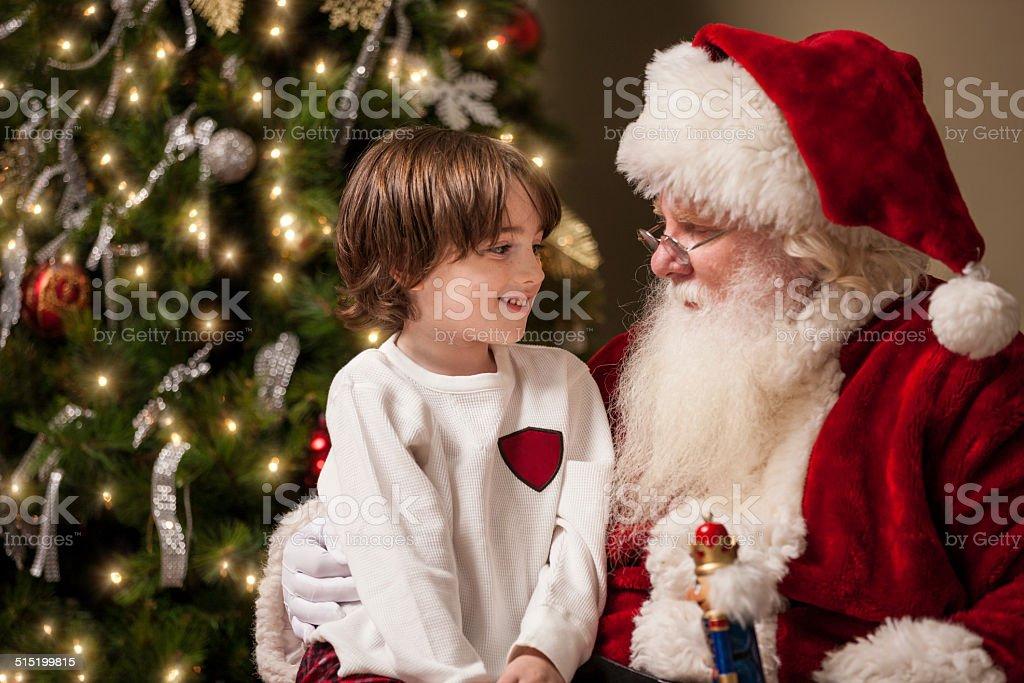 Père Noël grosse bite énorme gay Dick anal
