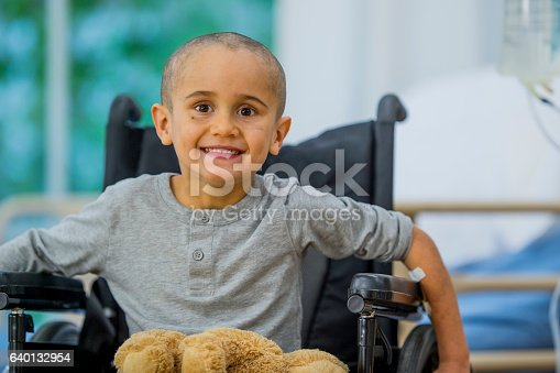 istock Young Boy in Wheelchair 640132954