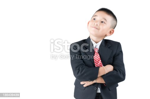 1066358064 istock photo Young business boy 135409439
