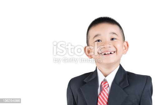 1066358064 istock photo Young business boy 136254586