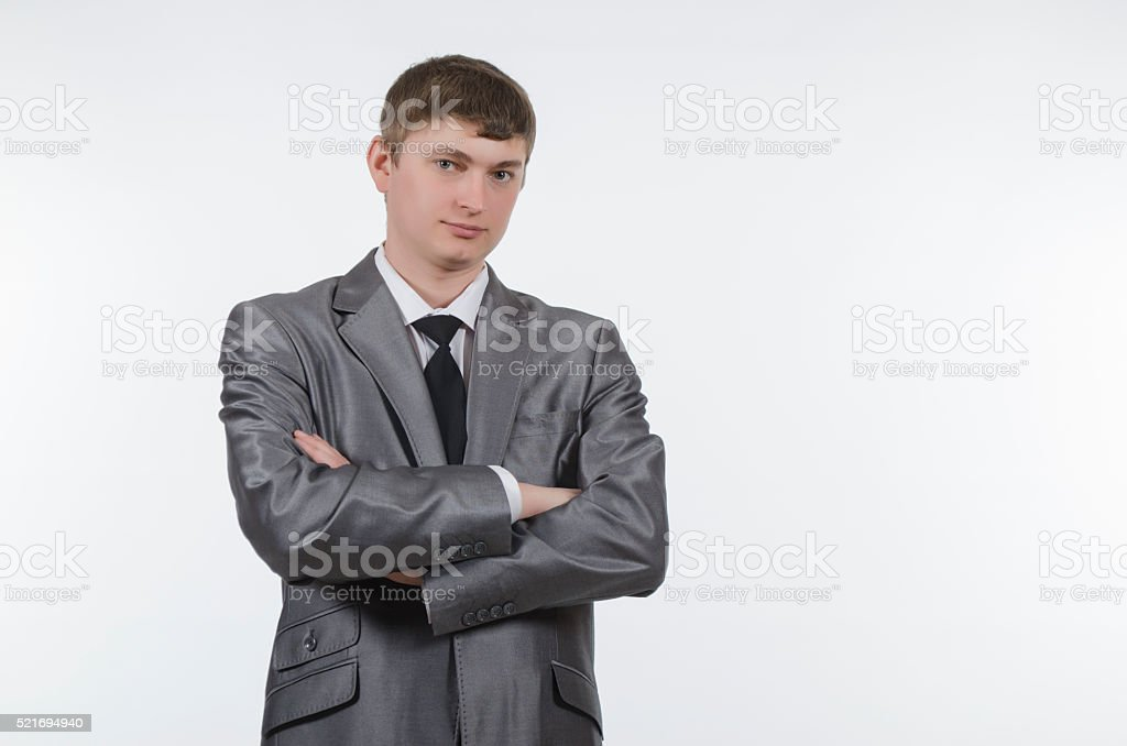 young business changes stock photo