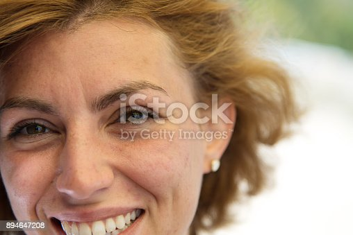 628497270 istock photo Young business lady rests on the beach. 894647208