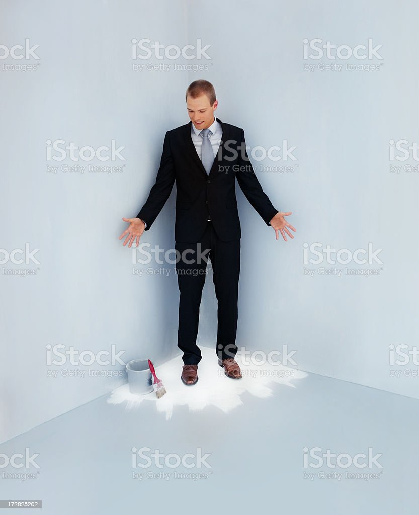 Image result for image of someone backed into a corner
