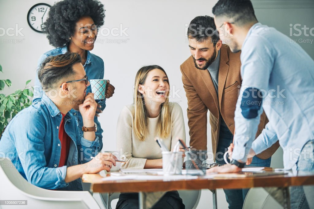 Young Business People Meeting Office Teamwork Group Success Corporatye Discussion Stock Photo Download Image Now Istock