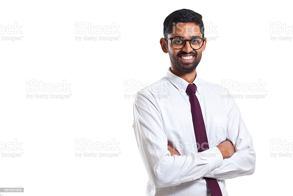 Young business professionals. stock photo