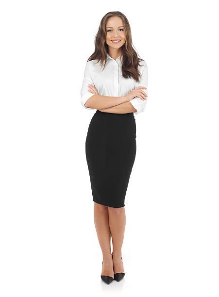 young business woman - geschäftskleidung stock-fotos und bilder