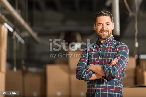 istock Young Businessman 497971476