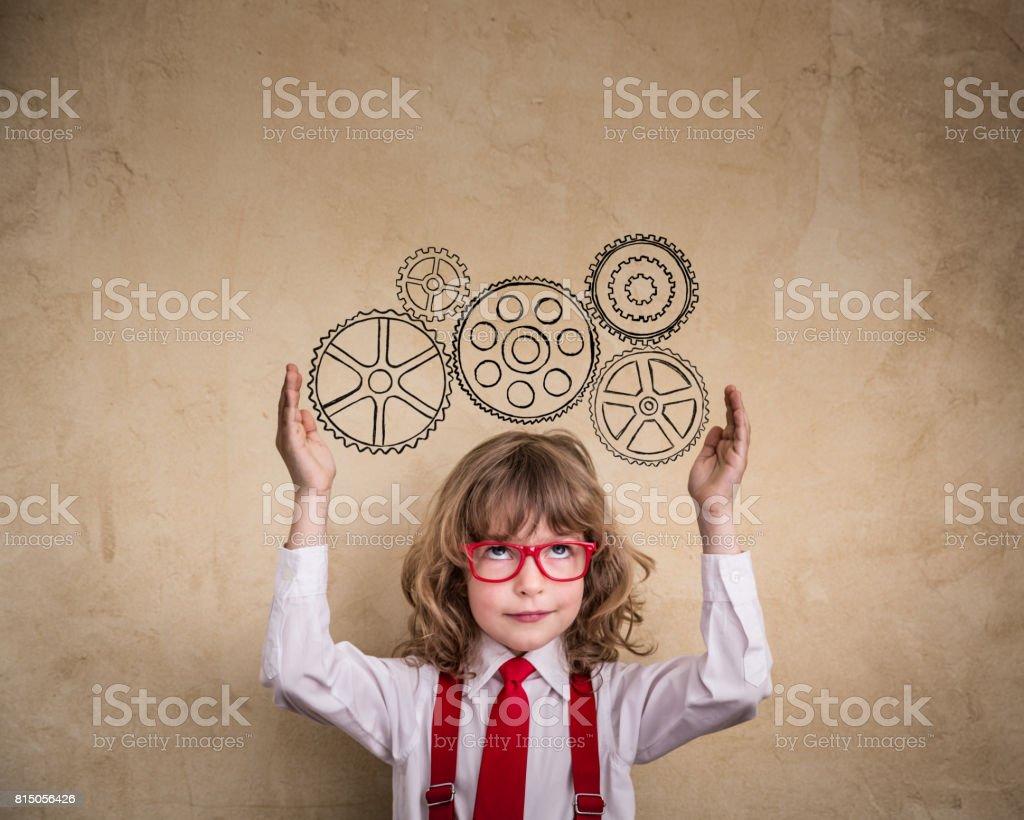 Junger Geschäftsmann – Foto