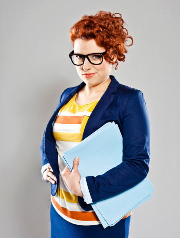 Young Businesswoman Stock Photo - Download Image Now
