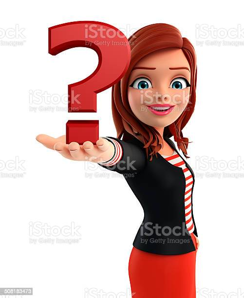Young corporate lady with question mark picture id508183473?b=1&k=6&m=508183473&s=612x612&h=rc4nflgfousiopofhbbs2no5n oqpjmcuaye9xtdobe=