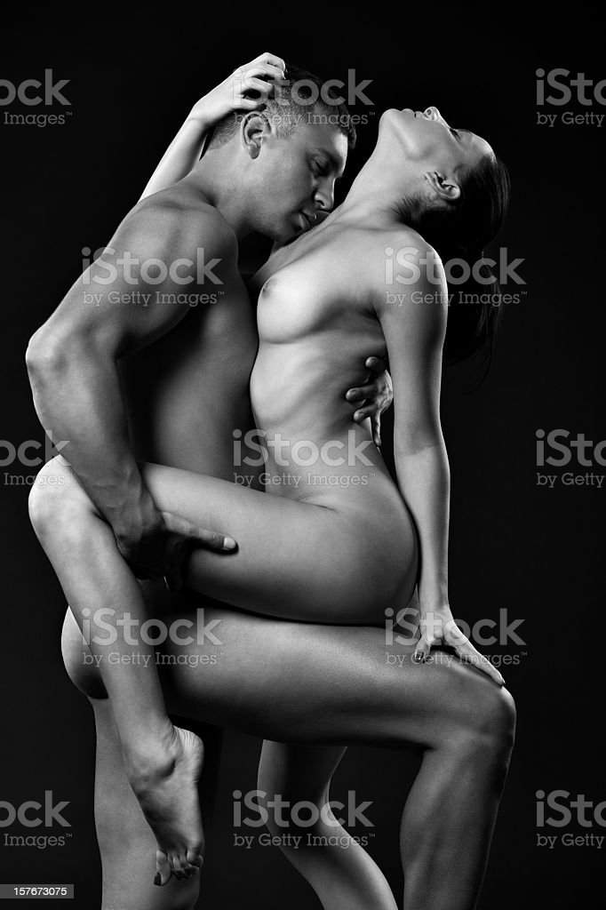 Young Couple Enjoying In Passionate Sex Royalty Free Stock Photo