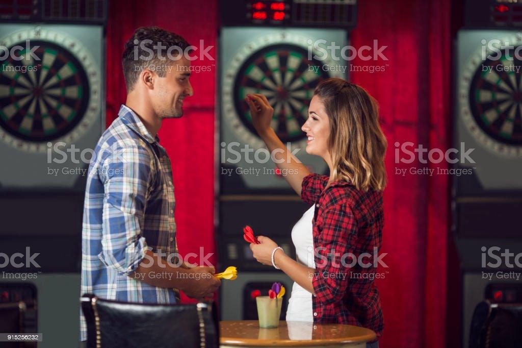 Dart dating