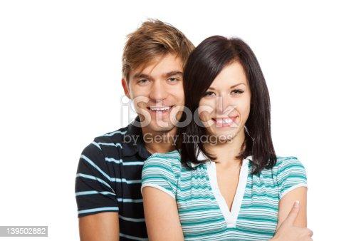 636831570 istock photo young couple happy smile 139502882