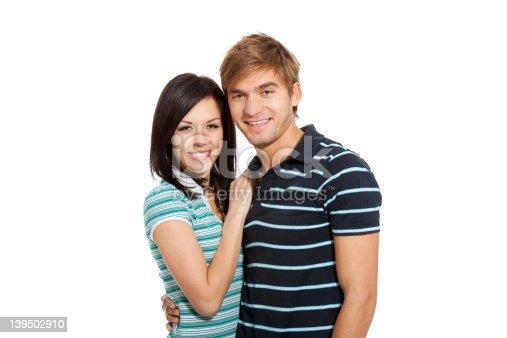 636831570 istock photo young couple happy smile 139502910