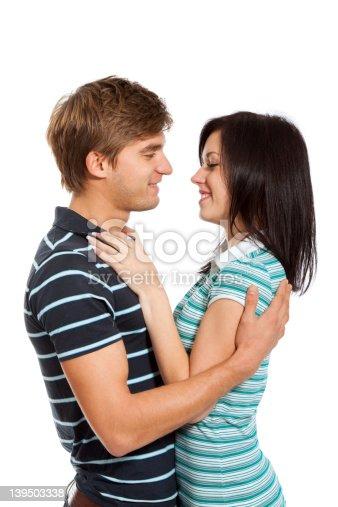 636831570 istock photo young couple happy smile 139503338