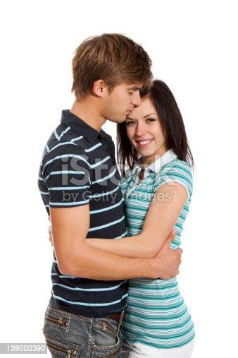 636831570 istock photo young couple happy smile 139503390