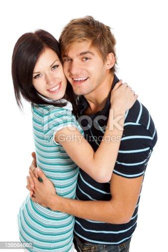 636831570 istock photo young couple happy smile 139564662