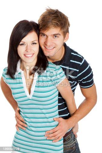 636831570 istock photo young couple happy smile 139564776