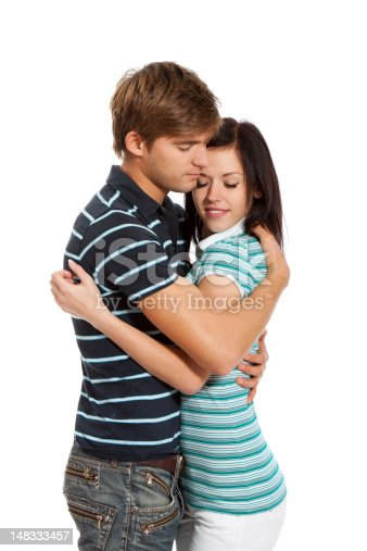 636831570 istock photo young couple happy smile 148333457