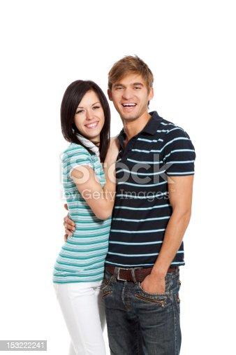 636831570 istock photo young couple happy smile 153222241