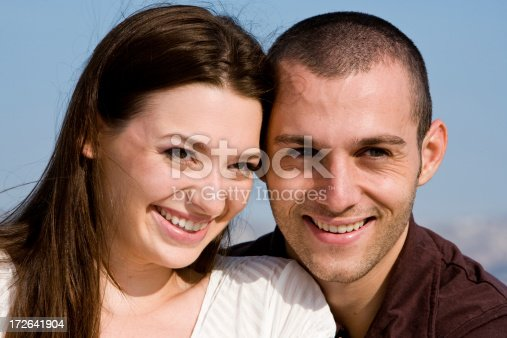 istock Young couple in love 172641904