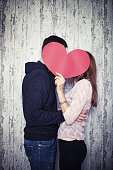 istock Young couple in love 174895814