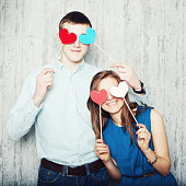 istock Young couple in love 174957543