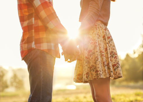 Young Couple In Love Stock Photo - Download Image Now