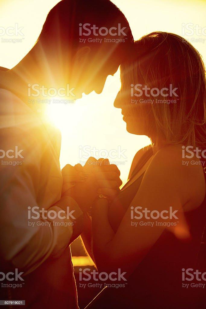 Jeune couple - Photo