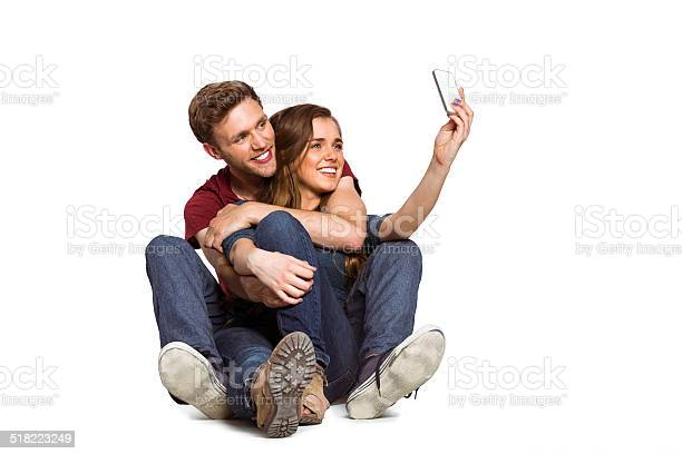 Young couple taking selfie with smart phone picture id518223249?b=1&k=6&m=518223249&s=612x612&h= okijnzwcvje4otun7wn6ypbqfdouoe cckl0lb97xw=