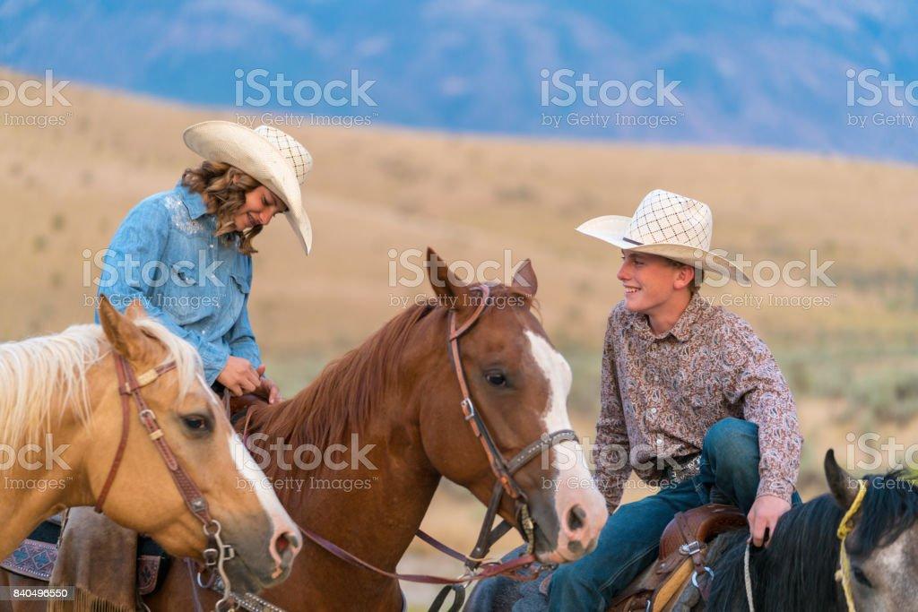 fri cowboy cowgirl dating