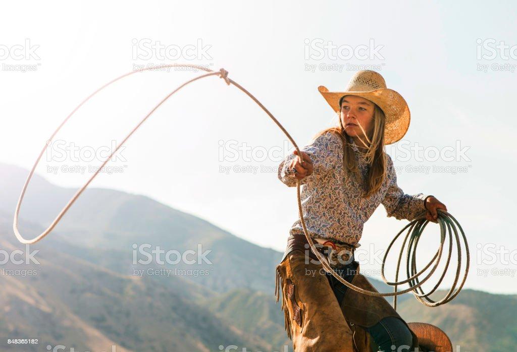 Umgekehrte Cowgirl Fotos