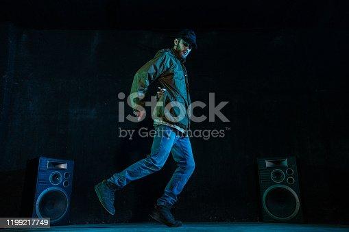 Serbia, Hip-Hop, Dancing, Men, Breakdancing,Basement