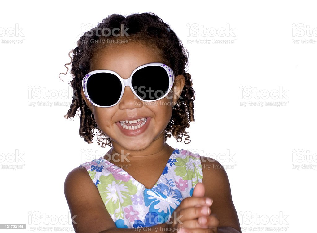 Young Diva royalty-free stock photo