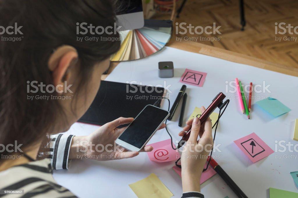 Young Entrepreneurs stock photo