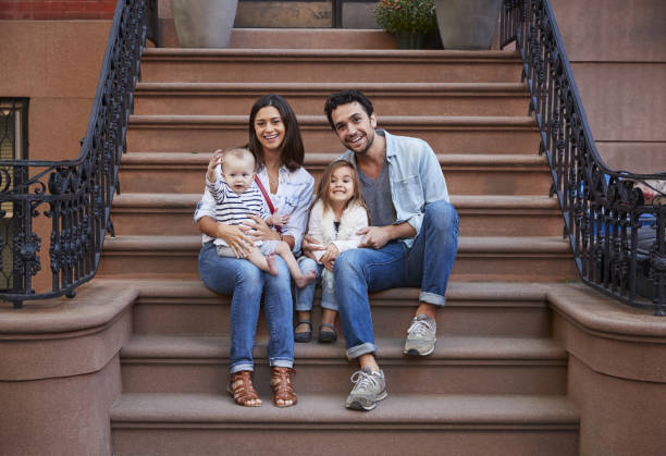 Best Family Portrait Stock Photos, Pictures & Royalty-Free Images