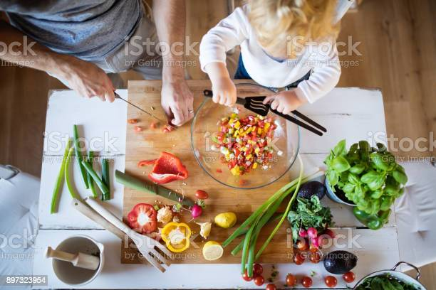Young father with a toddler boy cooking picture id897323954?b=1&k=6&m=897323954&s=612x612&h=fe 66dqdqvaeslfmkvgeg ylexuebet9c7jiplxty08=