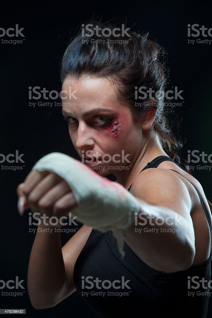 Young Fit Female Mma Fighter Stock Photo Download Image Now Istock They are not only tough in the ring, but also hot outside of it. https www istockphoto com photo young fit female mma fighter gm475258432 65220515