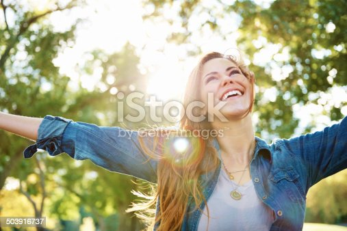 istock Young, free and wild 503916737