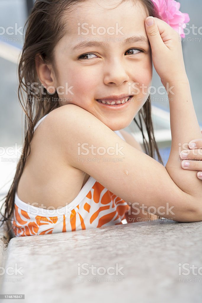 Hot meisje beeld