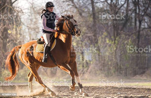 Young girl riding a horse picture id629864108?b=1&k=6&m=629864108&s=612x612&h=bojrbxwuqy2   pfyhsq1e8uomviuam9jnn3hotkhkc=